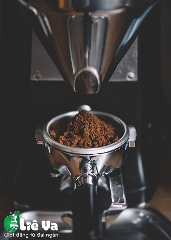Cà phê rang xay Dlieya cafe