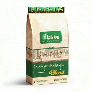 Cà phê rang xay nguyên chất Blend