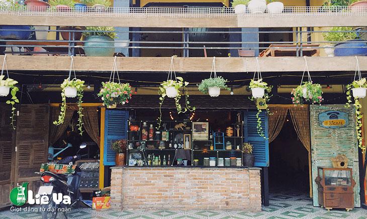 quán cafe 81