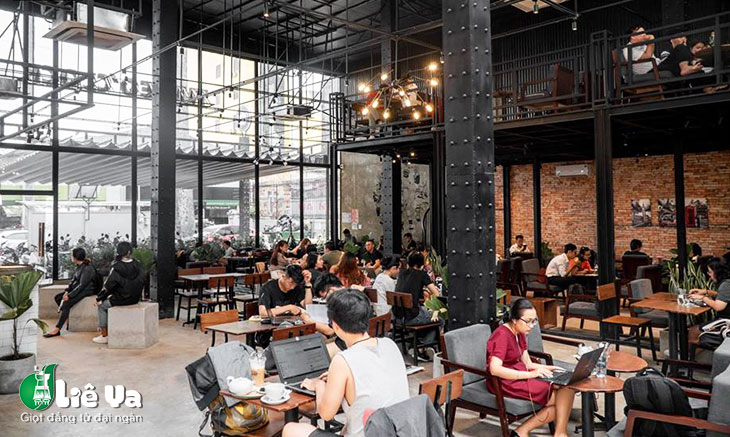 quán cafe đẹp quận 10