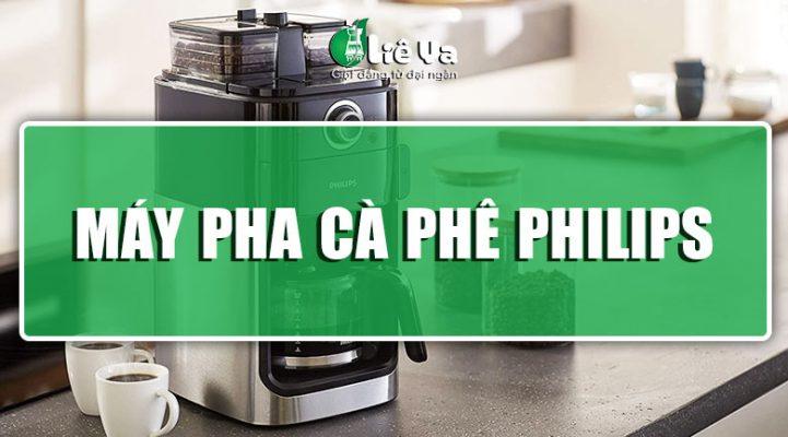 máy pha cafe philips