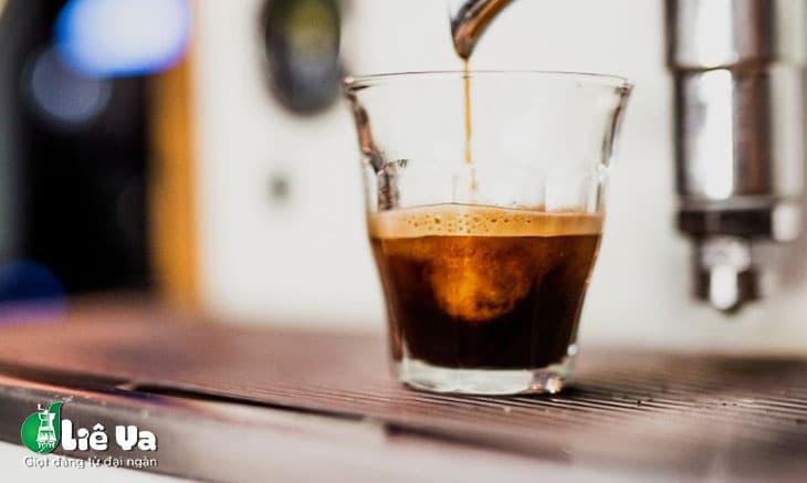 cà phê ristretto là gì