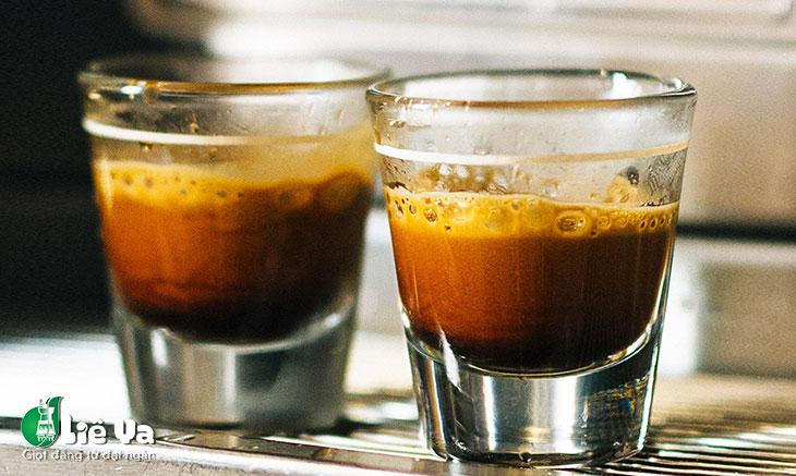 double shot espresso